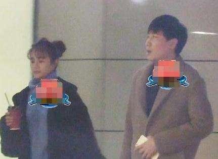 安悦溪结婚照 安悦溪隐婚老公个人资料照片介绍