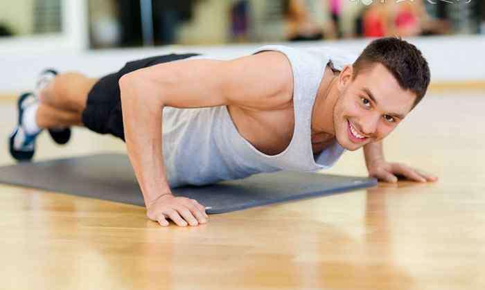 俯卧撑锻炼哪部分肌肉