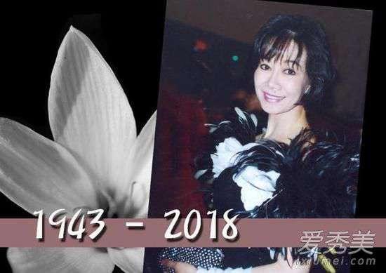 林燕妮散文 香港作家林燕妮病逝 被金庸誉为最好的散文女作家
