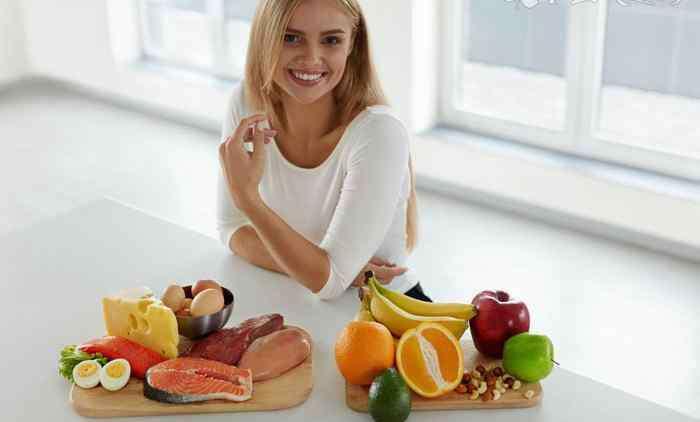 如何利用饮食减肥