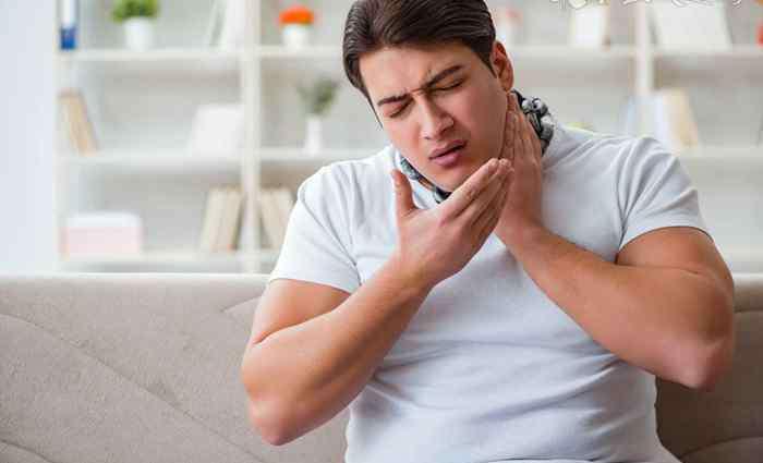 大脖子病初期症状