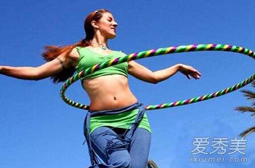 呼啦圈能瘦腰吗 甩呼啦圈能瘦腰吗 呼啦圈瘦腰每天转多久