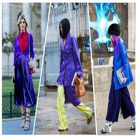 紫色配什么颜色最好看 紫色搭配什么颜色最好看 秒杀路人几条街
