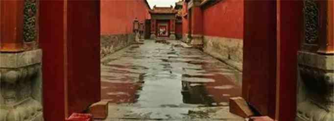 故宫下面还有一座宫殿 故宫为什么许多宫殿没有门槛?