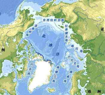冷得什么 世界上最冷的洋是什么洋?