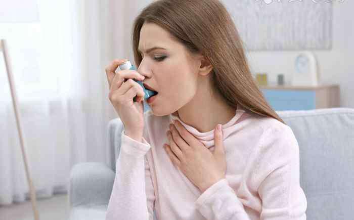 哮喘病的治疗