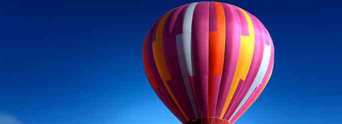 载人热气球 为什么热气球能够载人飞行?