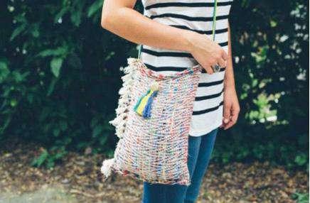 圆点包包网 适合夏天背的十款DIY包包