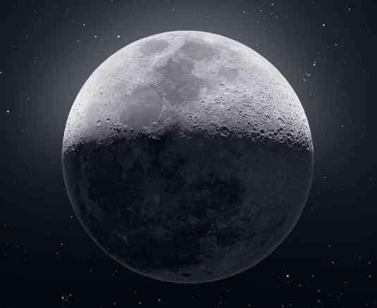 月亮是什么颜色 月亮到底是什么颜色2019 月亮的真实颜色