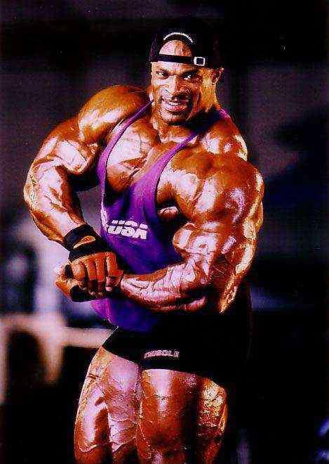 世界上最强壮的人 世界上最壮的人
