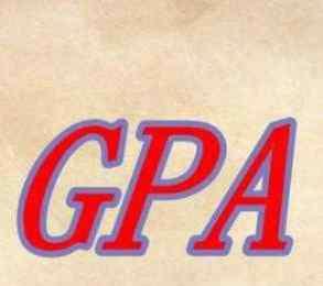 平均学分绩点 gpa是什么意思?