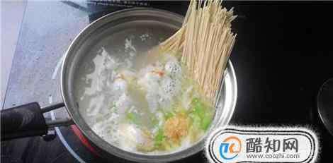 煮面条 煮面条用热水还是冷水?