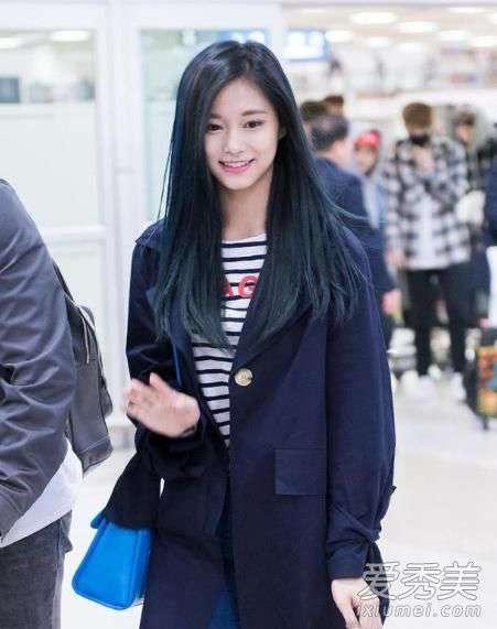韩国染发颜色大全 2018年流行的韩系发色 挑一款美美过年!