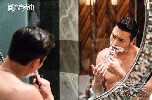 帅气发型图片 《南方有乔木》陈伟霆 长的帅就可以随便换发型吗!