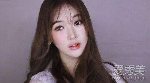 日妆 韩妆成熟日妆甜,你是韩妞还是樱花妹?