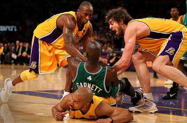 10年nba总决赛 历史回顾,2010年NBA总决赛G7,湖凯这防守,什么水平?