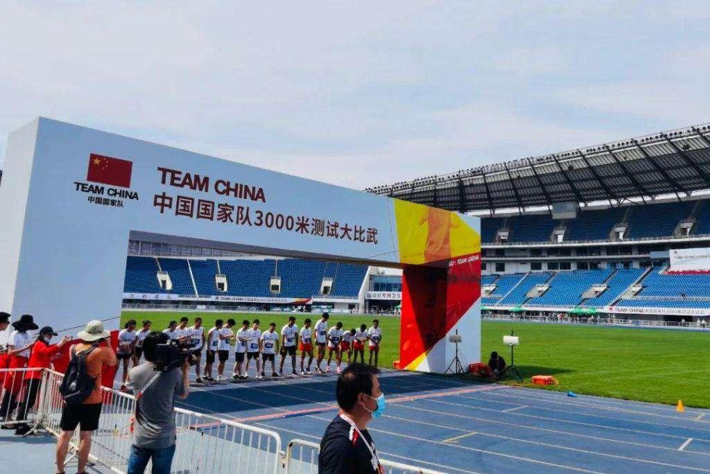 """3000米世界纪录 原创 中国国家队3000 米""""大比武""""丨多布杰、许双双包揽男女冠军"""