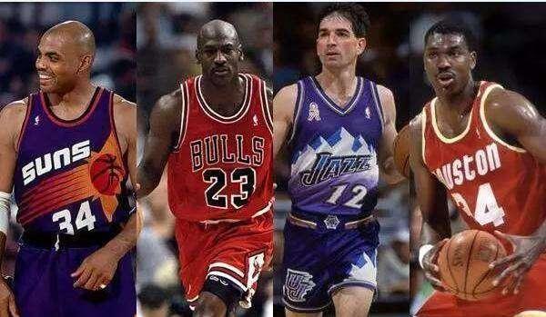 84钻石一代 1984年NBA钻石一代选秀重排,巴克利杀入前三 ,大梦被乔神完压