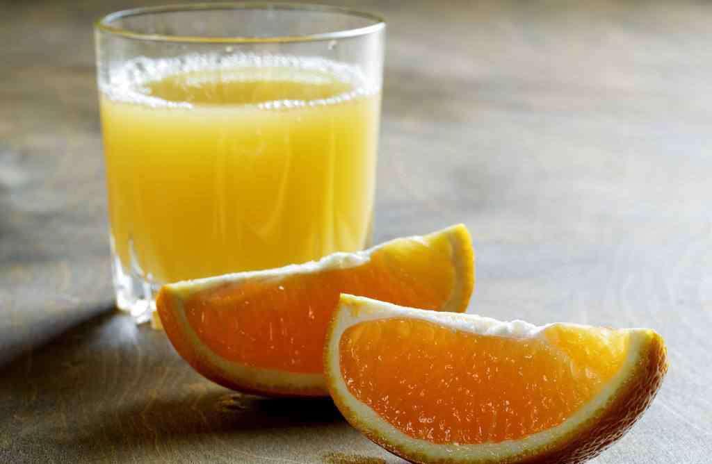 果汁怎么做 桔子果汁怎么做 桔子果汁的做法