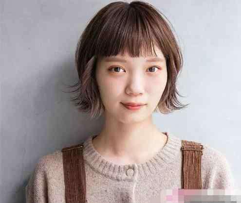 什么脸型适合刘海 眉上刘海适合什么脸型 大脸妹子适合剪眉上刘海吗