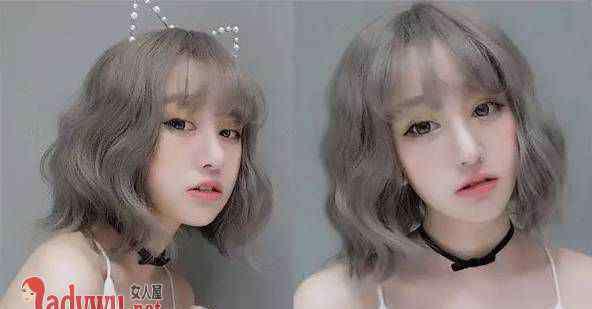 脸大的女生适合什么发型 脸大头发少适合什么发型 女生脸大适合什么样的短发