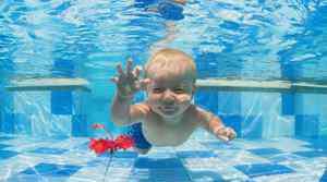 小孩身上长水泡图片 小孩身上长红疙瘩水泡