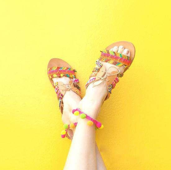 百丽女凉鞋 十大女士凉鞋品牌排行榜 解决你的选择困难症