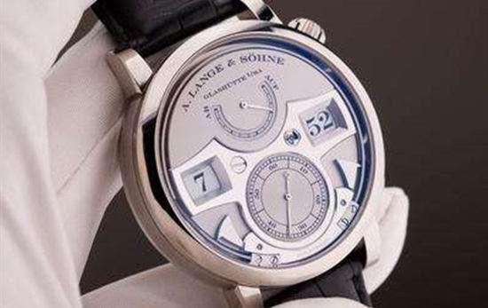 手表品牌档次排名 朗格手表属于哪个档次  世界十大名表品牌之一