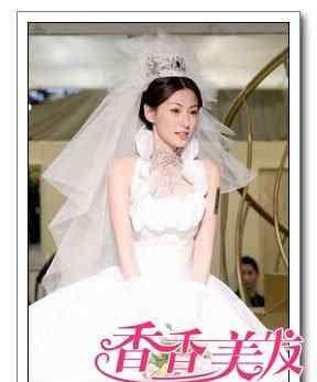 明星新娘发型 最新流行新娘发型 明星新娘造型有哪些