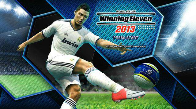 psp游戏介绍 PSP游戏介绍:实况足球2013