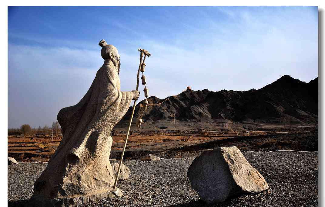 张骞墓在哪里 张骞是哪里人 张骞被誉为什么