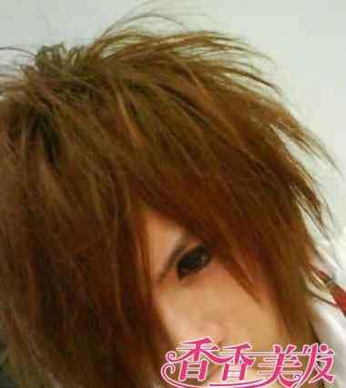 非主流长发发型 男生的个性非主流长发发型 如何将头发打薄
