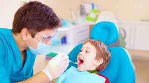 新牙长在乳牙后面图片 儿童乳牙后面长出新牙