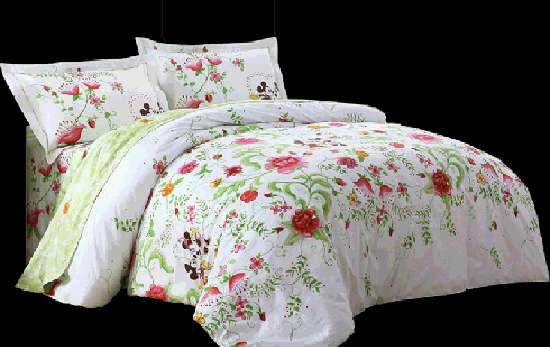 被套四件套 床上四件套是指哪四件 床上用品的常见套件说法