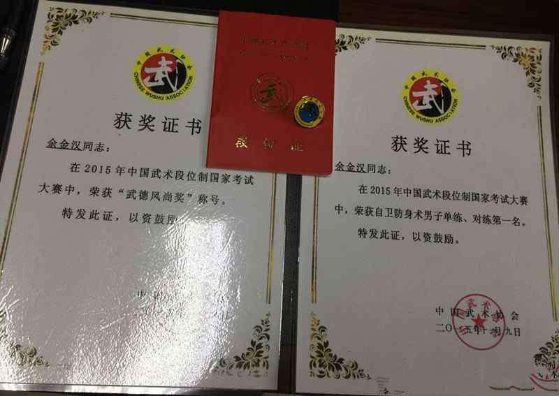 中国武术九段 武术段位如何划分?武术九段达到了什么水平?最高是几段?谁达到了?