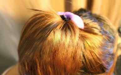 日式丸子头 可爱的日式丸子头怎么扎好看 日式丸子头