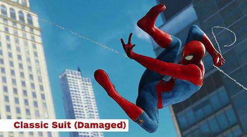 ps4蜘蛛侠 PS4《漫威蜘蛛侠》全28套酷炫服装,你知道他们怎么来的吗?