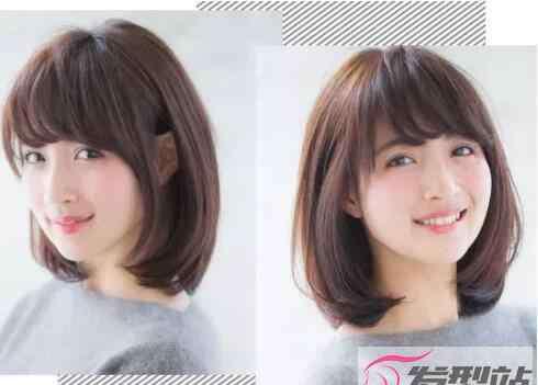 大脸女生适合的发型 大脸女生适合的发型 拯救大脸女孩的发型