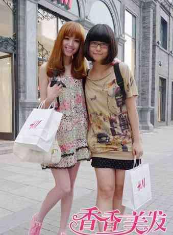 梨花头图片 适合不同脸型的日本梨花头图片 日式梨花头图片