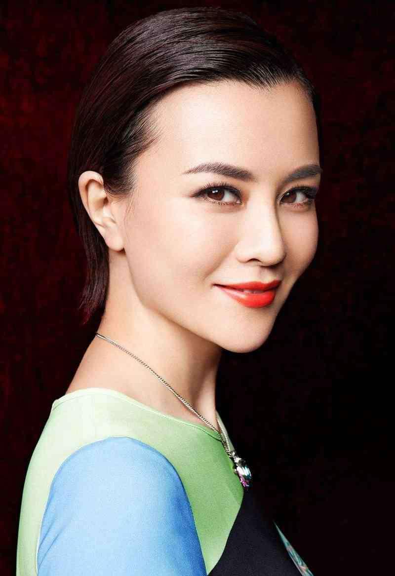 刘孜个人资料年龄简介 演员刘孜的个人资料介绍十年前照片超好看刘孜现任丈夫老公是谁