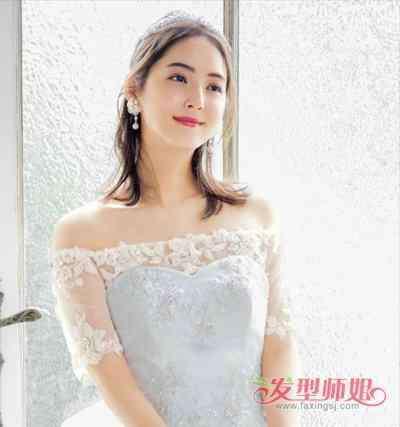 佐佐木希结婚 佐佐木希结婚啦 日系婚纱照美的优雅又脱俗