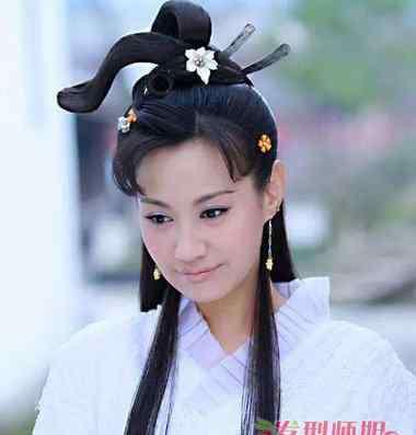 灵蛇髻 电视剧作品中古代灵蛇髻怎么梳 超简单灵蛇髻发型教程图解给头发做立体呈现