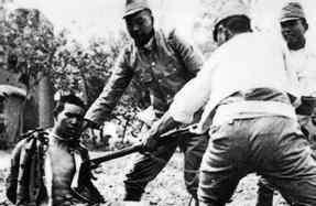 日军对妇女暴行 侵华日军对妇女的变态暴行日军拼刺刀为何退子弹