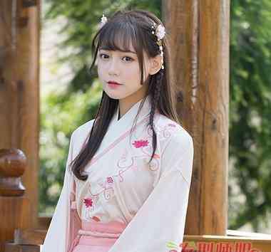 盘桓髻 汉朝常用发型简介 汉朝美女发型