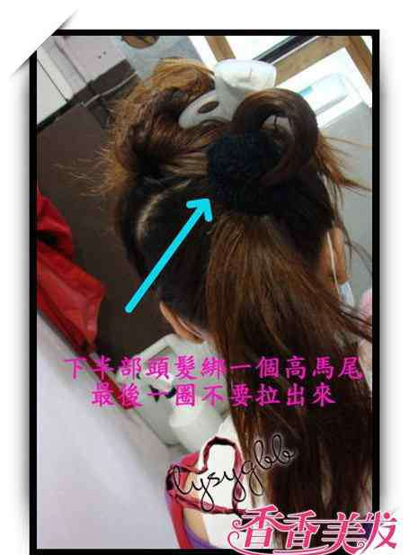 卷发如何盘发 卷发怎么盘头发好看 卷发盘头发的步骤详解