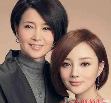 张伟欣照片 李小璐晒60岁母亲张伟欣近照 温柔婉约短卷发显年轻感