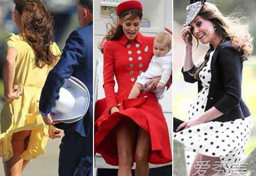 裙子被风吹起 10大女星裙子被大风吹起 春光大泄性感豪放