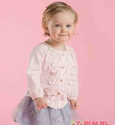 小宝宝发型 女宝宝发型大全图片 小宝宝简单发型