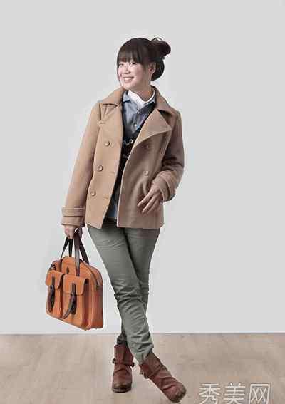 胖女孩冬季服装搭配 微胖女生冬季穿衣 外套8种混搭超显瘦
