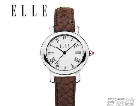 elle手表 elle手表是什么档次 elle手表价格多少钱